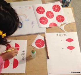 Making Fraction Charts